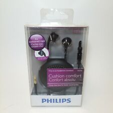 Philips SHE4500 In-Ear Only Earbuds Headphones New