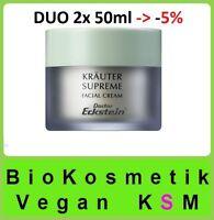 DUO Kräuter Supreme 100ml für unreine und fettenden Haut Dr.Eckstein BioKosmetik