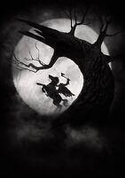 SLEEPY HOLLOW Movie PHOTO Print POSTER Film Art Johnny Depp Tim Burton 001