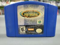 Tony Hawk Pro Skater 1 Nintendo 64 N64 AUTHENTIC Cart Only -- S2G --
