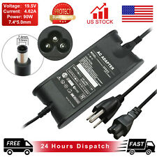 90W AC Adapter Charger Power Supply For Dell Latitude Vostro Inspiron Series AKK