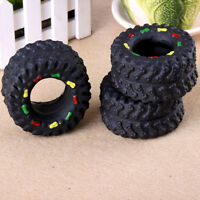 Pet Puppy Chew Squeaker Squeaky Sound Tyre For Dog Toys 1PC Pro Dlqq