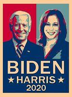 Joe Biden President Elect 2020 8x10 Photo Vice Kamala Harris BRAND NEW
