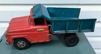 Vintage 1960's Tonka Toys Dump Truck Pressed Steel Dumper Mound Minn USA