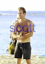 SCOTT CAAN #1,BARECHESTED,SHIRTLESS,hairy chest,8x10 PHOTO,HAWAII FIVE-O