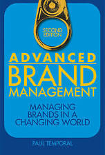 Advanced Brand Management: Managing Brands in a Changing World-ExLibrary