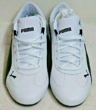 Puma Fast Cat White with Black 11.5
