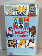 Full Screen Children's & Family Educational PAL VHS Movies