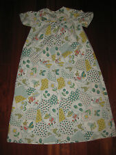 Vintage 70s Girls Holly Hobby Country Patchwork Day/Night Dress 6-8 Medium S/M