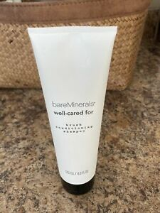 Bare Minerals BRUSH CONDITIONING SHAMPOO - 4 oz - New and Sealed!