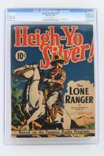 Heigh-Yo Silver #710 - CGC 4.5 VG+ Whitman 1938 -The Lone Ranger- 2nd HIGHEST!!!