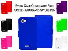 Étuis, housses et coques etuis portefeuilles simples Pour Sony Xperia L pour téléphone mobile et assistant personnel (PDA)
