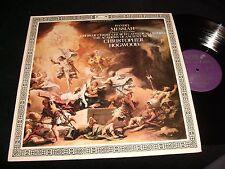 HANDEL°MESSIAH<>CHRISTOPHER HOGWOOD<> Lp Vinyl~UK Pressing~DSLO-613