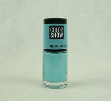 Maybelline Nagellack Colorshow Neon Pastels 480 Electric Blue