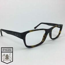 3cb66ce343 RAYBAN eyeglass MATT TORTOISE  WAYFARER STYLE  frame Authentic. MOD  RB 5268