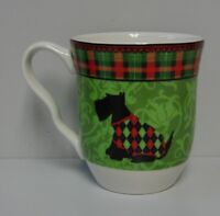 PTS 222 Fifth CRISMAST SCOTTY ARGYLE Coffee Mug CHRISTMAS More Available