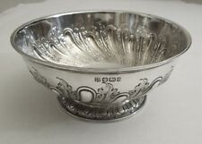 1895 JAMES DIXON & Sons HALLMARKED STERLING BOWL