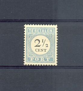 NETHERLANDS 1870 - POSTAGE DUE # P 5- CV € 150- ** MNH ( IS A FAKE !!)