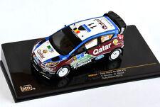 IXO Ford Fiesta RS WRC #11 Neuville - Gilsoul Rally Mexico 2013 RAM535 1/43
