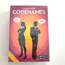 Vlaada Chvatil 'CODENAMES' Code Names Word Card Party Game NEW Sealed, Age 10+