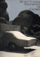 Museo VOSTELL - Malpartida de Caceres. Envoi + dessin. 1994. E.O.