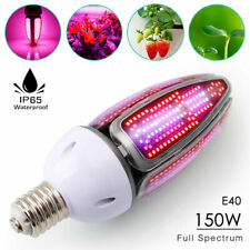 E40 E39 Ip65 150W Led Grow Light Full Spectrum Bulb Indoor Flower Plant Growing