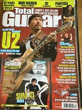 Total Guitar magazine & CD Volume 142, November 2005