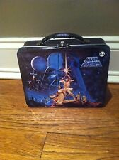 Star Wars Lunchbox Lunch Box 2010 Steel Metal Lucasfilm The Tin Box Co. NEW!