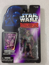 STAR WARS SHADOW OF THE EMPIRE CHEWBACCA IN BOUNTY HUNTER DSIGUISE