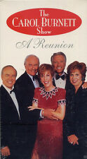 the carol burnett show  A REUNION   VHS VIDEOTAPE NEW factory sealed/stamped