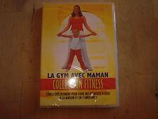 dvd la gym avec maman (collection fitness)