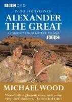 Nuovo IN The Footsteps Of Alexander The Great DVD