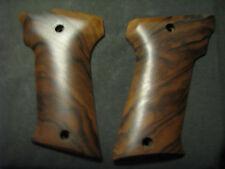 AMT II Arcadia Machine & Tool Fine English Walnut SMOOTH Pistol Grips SET#57