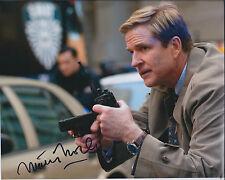Matthew MODINE SIGNED Autograph Photo AFTAL COA Batman The Dark Knight Rises