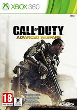 Call of duty advanced warfare xbox 360 * en excellent état *