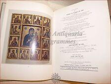 ARTE: Catalogo Asta Sotheby 1965 Manufatti Medioevo Saliera St. Porchaire Tavole