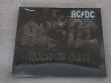 AC/DC CD ROCK OR BUST neu ovp