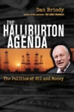 THE HALLIBURTON AGENDA - NEW PAPERBACK BOOK