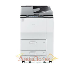 Ricoh Aficio MP 8001 Multifunction B & W PCL 64 BIT