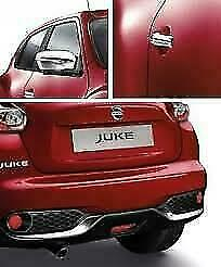 Genuine Nissan Juke 2014 on Chrome ellegant styling kit KE600BV016CR RRP £225