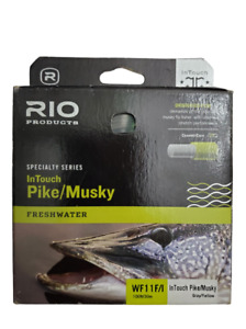 Rio InTouch Pike / Musky Fly Fishing Line