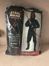 Adult Star Wars Darth Maul EPISOD 1 Costume STANDARD SZ  XL