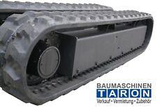 2x Qualitäts - Gummiketten USCO 230x48x70K KX018-4 019-4 U17-3 EH16 CX14 16B