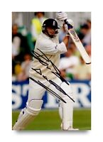 Darren Gough Signed 6x4 Photo England Genuine Cricket Autograph Memorabilia +COA