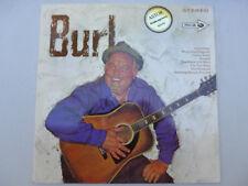 Burl Ives – Burl LP, Aus Only, NM