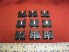 1065 Keystone Electronics Coin Cell Battery Holders 20Mm Vert Slimline Lot of 9