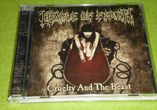 Cradle Of Filth - Cruelty and the Beast (1998 UK) - Music Vor Nations