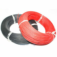 10 Meter 18 AWG Flexible Silicone Wire Cable (Black 5m + Red 5m) f/ RC Plane DIY