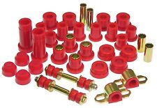 Prothane Total Bushing Kit Toyota Pickup Truck 2WD 89-94 (Red)