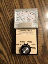 Trifield 100xe Emf Meter Magnetic Radio Electric Microwave Gaussmeter